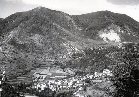Escouloubre Village 1960