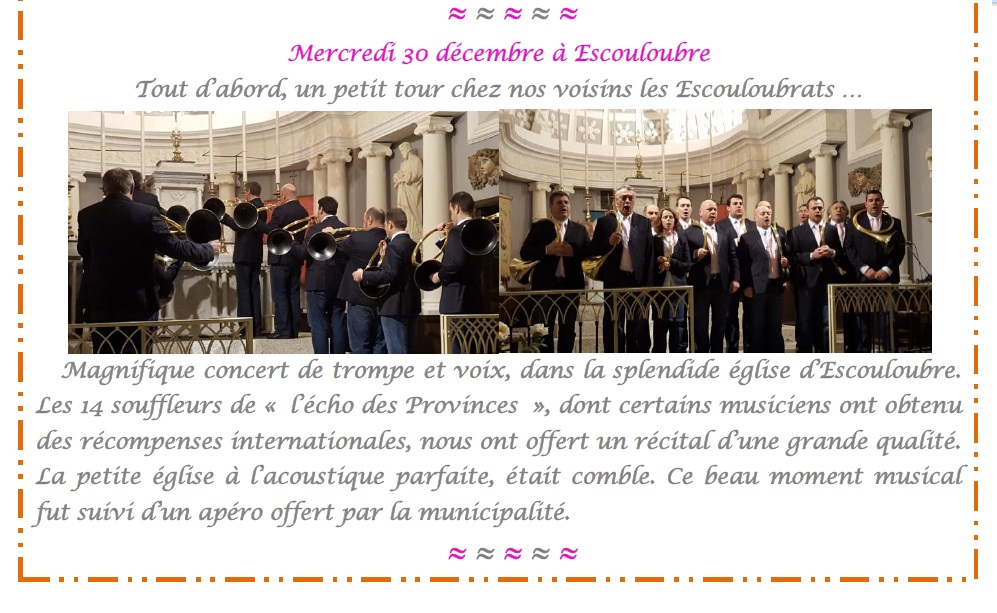 article gazette bousquetane N52 03 01 2016